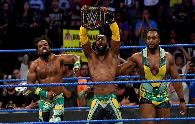 WWE SmackDown Live 11 junio
