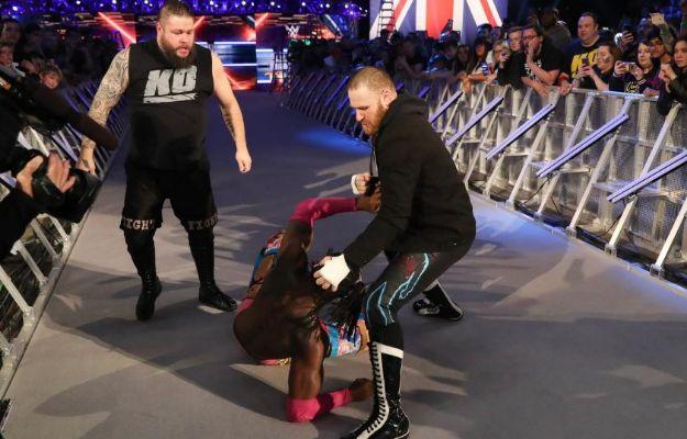 WWE SmackDown Live 14 de mayo