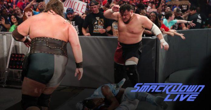 WWE SmackDown Live en vivo 02 de julio