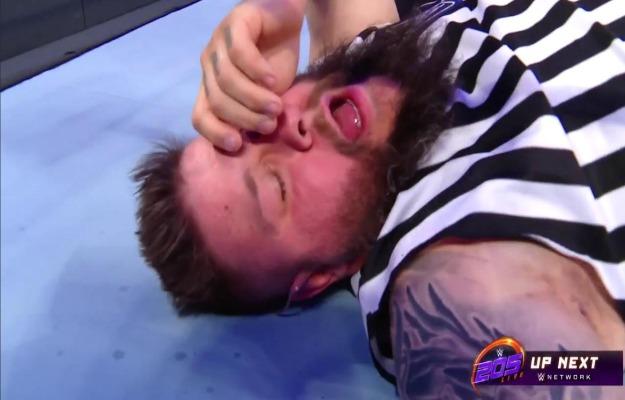 WWE SmackDown Live en vivo 10 de Septiembre (1)