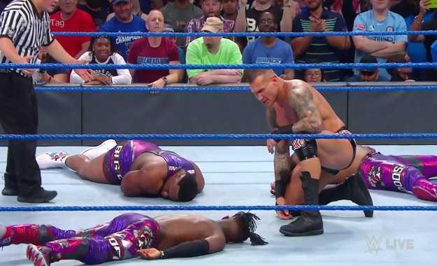 WWE SmackDown Live en vivo 13 de agosto