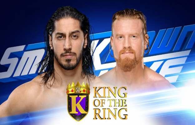 WWE SmackDown Live en vivo 27 de agosto