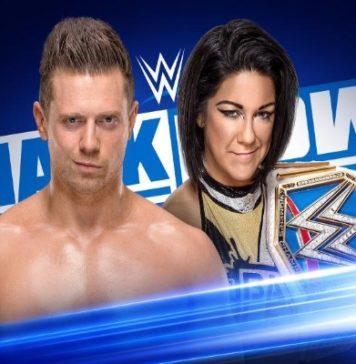 WWE SmackDown en vivo 18 de Octubre