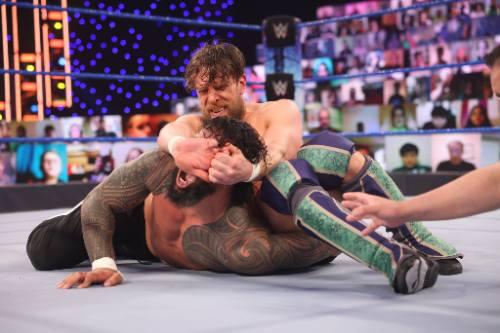 WWE SmackDown en vivo 2 de abril - Cobertura y resultados