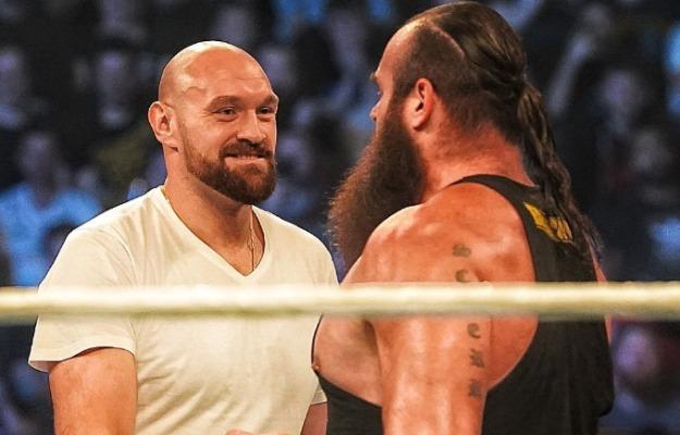 WWE SmackDown resultados 8 de noviembre