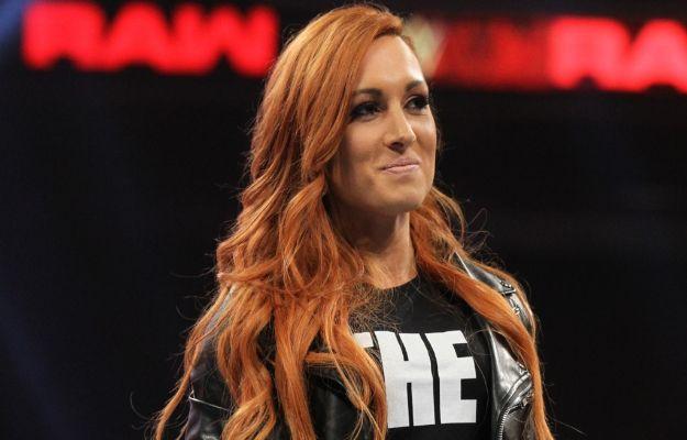 WWE Smackdown Ali y Becky Lynch