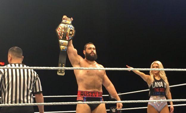 WWE Smackdown Fayetteville