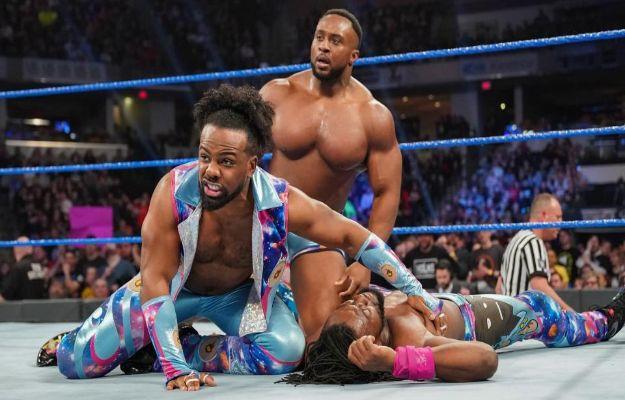 WWE Smackdown Live 19 de marzo