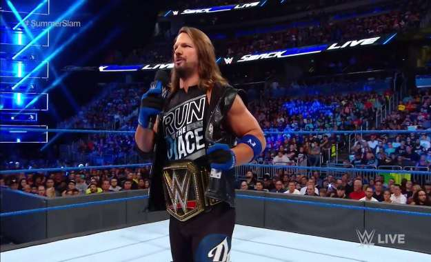 WWE Smackdown Live 7 de Agosto (Cobertura y resultados en directo)