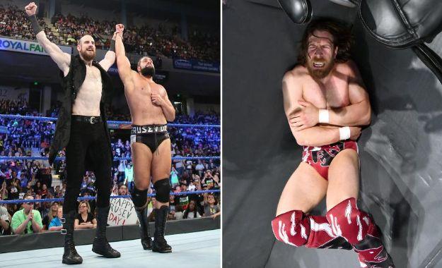 WWE Smackdown Live 8 de mayo