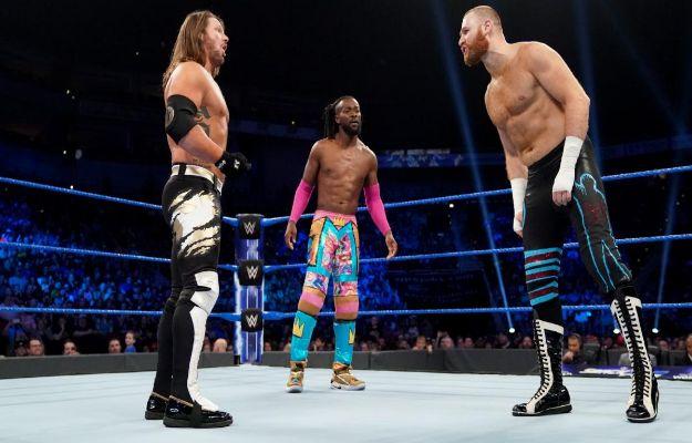 WWE Smackdown rumbo