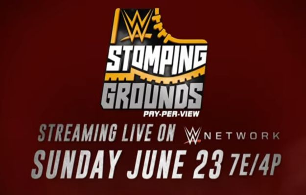 Cartelera WWE Stomping Grounds