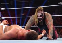 WWE SummerSlam 2019 Bray Wyatt