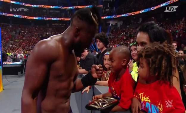 WWE SummerSlam 2019 Kofi Kingston