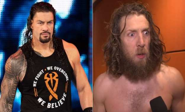 WWE SummerSlam Roman Reigns vs Daniel Bryan
