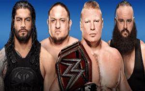 WWE Summerslam Main event