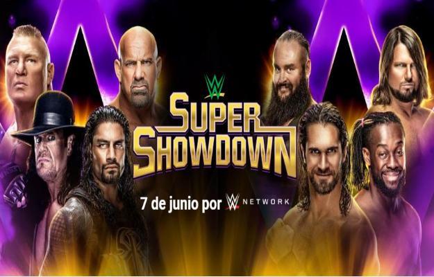 Previa WWE Super Show Down