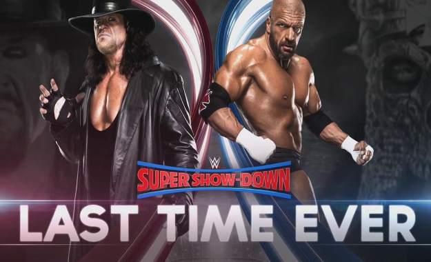 ¿Qué tiempo de duración tendrá el WWE Super Show Down?
