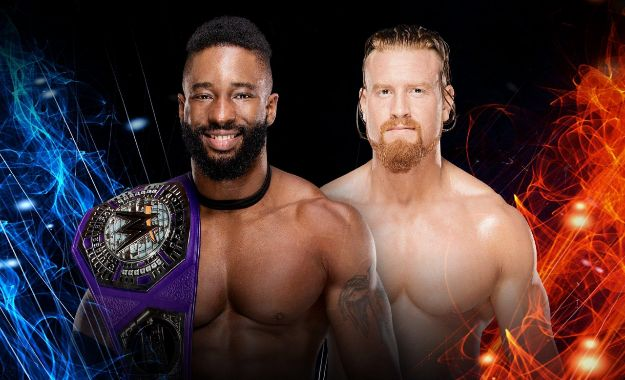 WWE Super Show-Down crucero