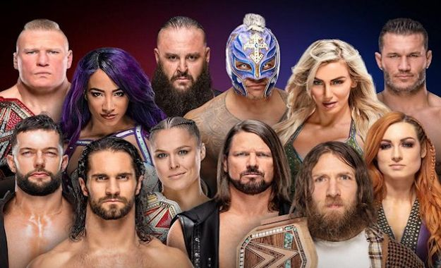 WWE Superstars ShakeUp