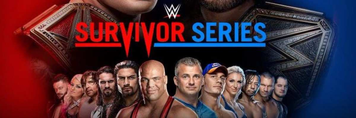 WWE Survivor Series 2017 live