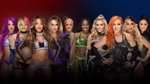 WWE Survivor Series 5 vs 5