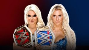 WWE Survivor Series Alexa vs Charlotte