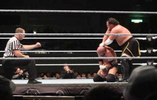 WWE Tokyo