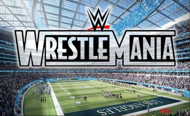 WWE Wrestlemania 37 sede