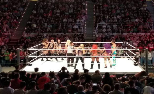 WWE Zaragoza