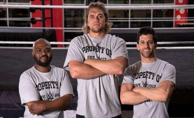 WWE anuncia la llegada de nuevos luchadores al Performance Center