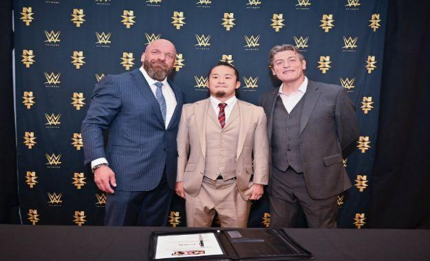 WWE anuncia que KUSHIDA irá a NXT