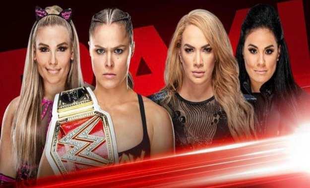 WWE anuncia un gran combate para WWE RAW
