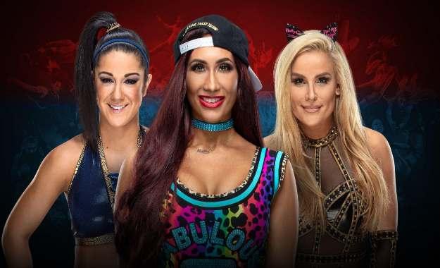 WWE anunciará más luchadoras para el Royal Rumble femenino en Twitter en el día de mañana