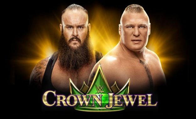 WWE cancela la venta del DVD de Crown Jewel