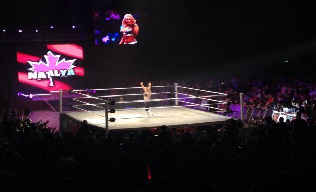 WWE cancela otro live show de Smackdown Live