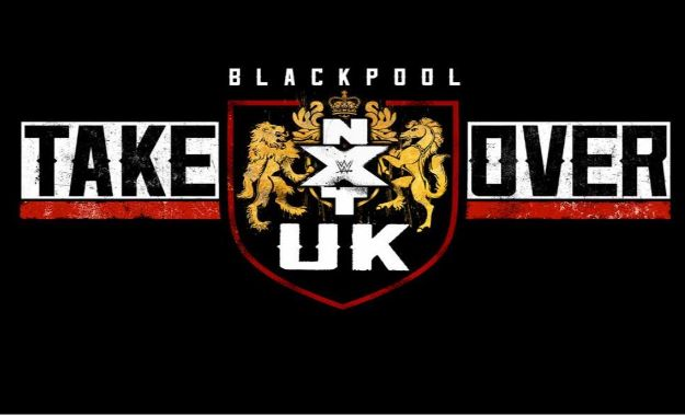 cartel actualizado para WWE NXT UK Takeover: Blackpool