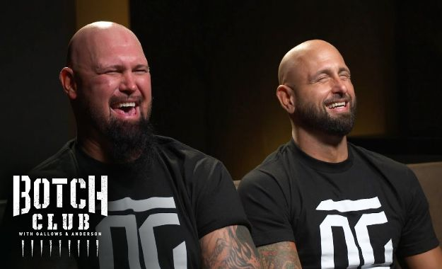 WWE emitirá el show Botch Club en youtube gratis