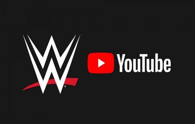 WWE en Youtube