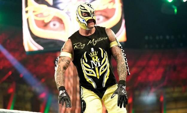 WWE estaría protegiendo a Rey Mysterio para los shows televisados