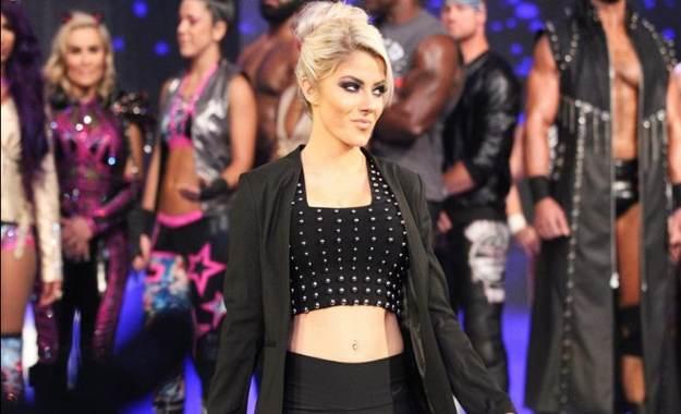 WWE habría cancelado una storyline de Alexa Bliss