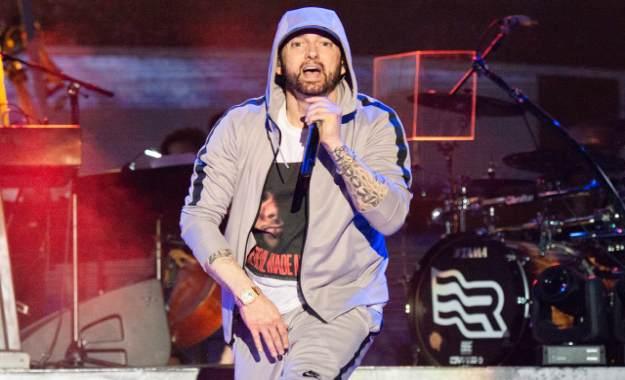 WWE habría llegado a un acuerdo con Eminem para aparecer en Smackdown Live