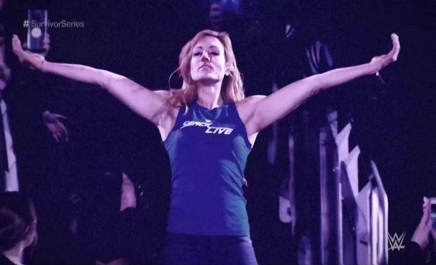 WWE hace oficial la lesión de Becky Lynch