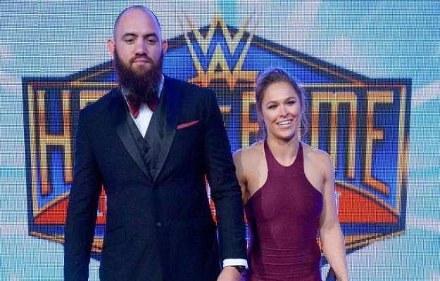 WWE quiere firmar al marido de Ronda Rousey, Travis Browne