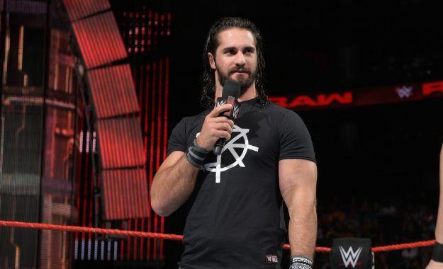 WWE saca a Seth Rollins de los live shows