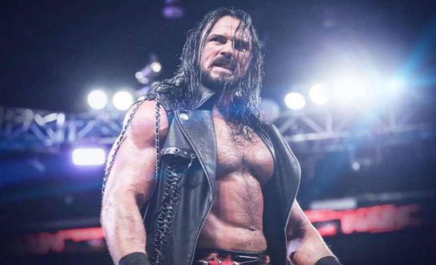 WWE tendría grandes planes para Drew McIntyre de cara a 2019