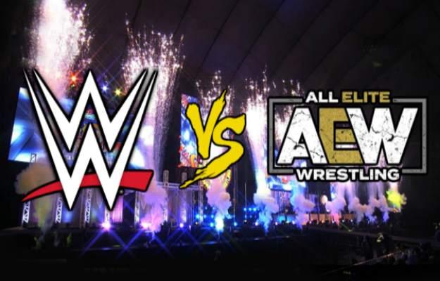 WWE contra AEW