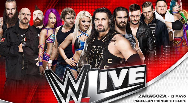 WWE noticias entradas