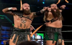 War Machine camino de WWE