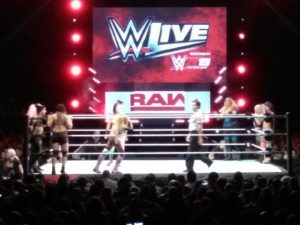 WWE Madrid